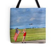 Yankee Girl 2 Tote Bag