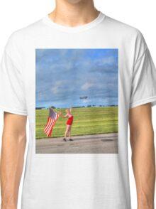 Yankee Girl 2 Classic T-Shirt