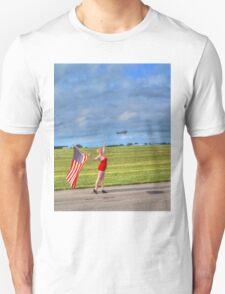 Yankee Girl 2 Unisex T-Shirt