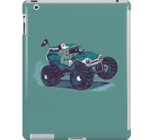 Monster Truckin' iPad Case/Skin
