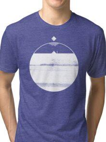 Neo Genesis Evangelion Minimal Tri-blend T-Shirt