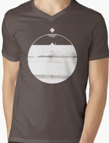 Neo Genesis Evangelion Minimal Mens V-Neck T-Shirt