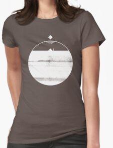 Neo Genesis Evangelion Minimal Womens Fitted T-Shirt