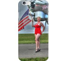 Yankee Girl 3 iPhone Case/Skin