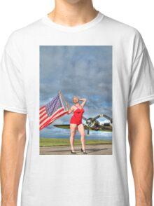 Yankee Girl 4 Classic T-Shirt