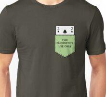 Due di Picche Unisex T-Shirt