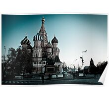 St.Basil's Cathedral Poster