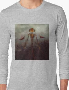 It Came From Hell by Sarah Kirk Long Sleeve T-Shirt