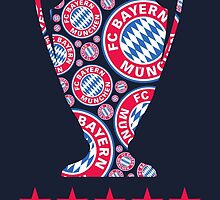 FC Bayern Munich - Champion League Winners by Seyidaga