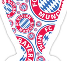 FC Bayern Munich - Champion League Winners Sticker