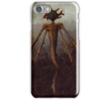 Nightmare Monster by Sarah Kirk iPhone Case/Skin