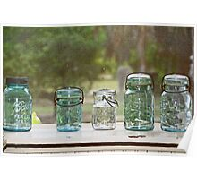 THE PANTRY JARS Poster