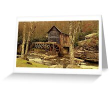 The  Olde  Mill Greeting Card