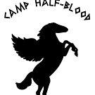 Camp Half Blood  by Sjoerd1201