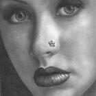 Christina Aguilera by Karen Townsend