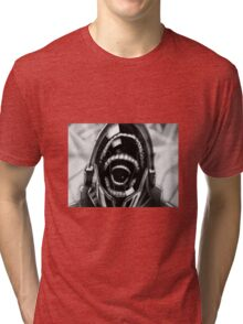In The Future You Don't Have Dental Insurance Tri-blend T-Shirt