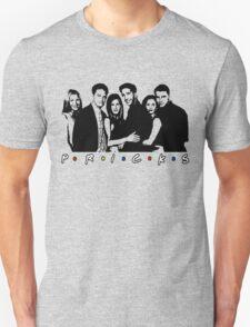 Friends TV show (Pricks!) Unisex T-Shirt