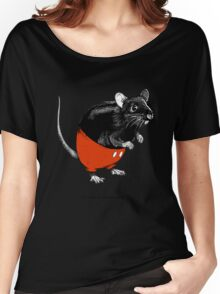 Rattus Americanus Women's Relaxed Fit T-Shirt