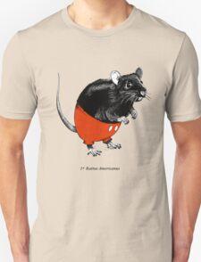 Rattus Americanus Unisex T-Shirt