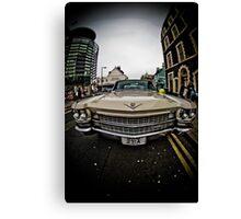 Cadillac 1234 Canvas Print