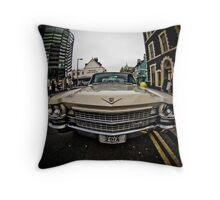 Cadillac 1234 Throw Pillow
