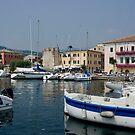Lake Garda - Bardelino by imagic