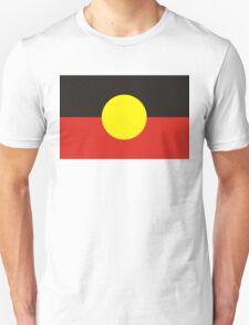 flag of aboriginal T-Shirt