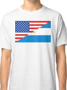 usa nicaragua Classic T-Shirt