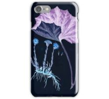 A curious herbal Elisabeth Blackwell John Norse Samuel Harding 1737 0522 Colts Foot or Poles Foot Inverted iPhone Case/Skin