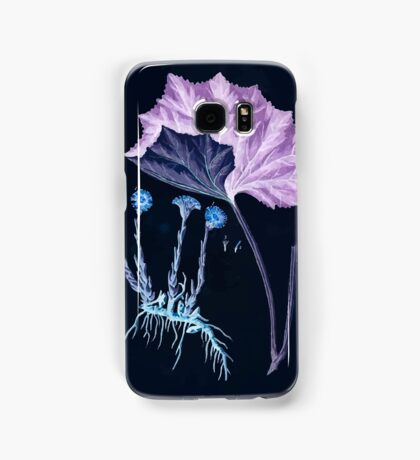 A curious herbal Elisabeth Blackwell John Norse Samuel Harding 1737 0522 Colts Foot or Poles Foot Inverted Samsung Galaxy Case/Skin