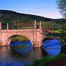 General Wade Bridge by derekwallace