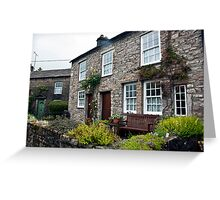 Gayle Cottages Greeting Card