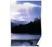 Loch an Eilean Poster