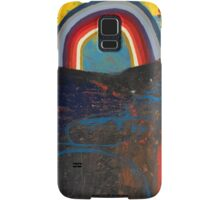 Number 2 (Rainbow Series) Samsung Galaxy Case/Skin