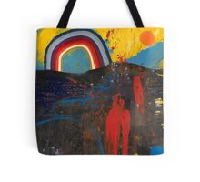 Number 2 (Rainbow Series) Tote Bag