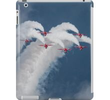 The Red Arows iPad Case/Skin
