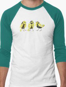 Goldfinches Men's Baseball ¾ T-Shirt