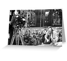 George Romero, The Joy of Directing Greeting Card
