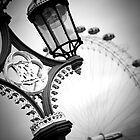 London Eye by Sandy Taylor