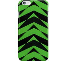 Abstract arrows pattern iPhone Case/Skin