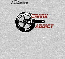 Cycling T Shirt - Crank Addict Unisex T-Shirt