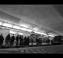 Le Metro by stephcox