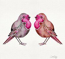 Rosie Birds by Cat Coquillette