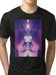 Channeling the Inner Butterfly Tri-blend T-Shirt