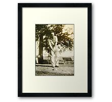 FORE! A Tribute To The Open 2015 Framed Print