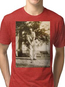 FORE! A Tribute To The Open 2015 Tri-blend T-Shirt