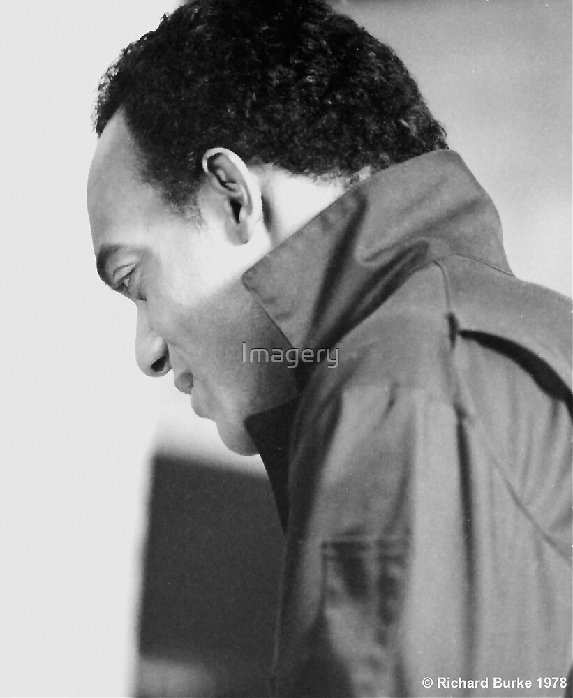Actor Ken Foree by Imagery