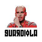 Pep Guardiola by Leway13