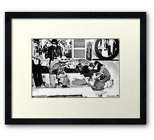 Not Special Effects Framed Print