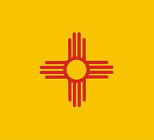 new mexico state flag by tony4urban